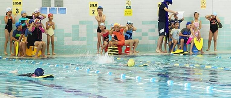 Osea Aquatics Academy Open to Public Courses programs