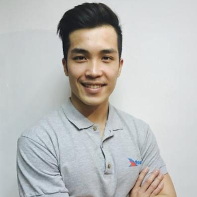 Osea Aquatics Academy  Coaches - Tam Wai Kit, Carson (譚偉杰)
