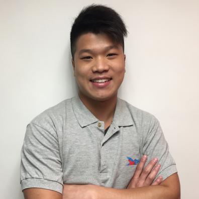 Osea Aquatics Academy  Coaches - Ng Ka Ho (吳家豪)