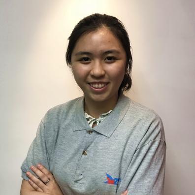 Osea Aquatics Academy  Coaches - Chan Wing Yu, June  (陳詠瑜)