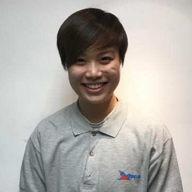Osea Aquatics Academy  Coaches - Lau Chi Ching, Joyce (劉芷晴)