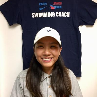 Osea Aquatics Academy  Coaches - Lo Hoi Man, Qube (羅凱雯)